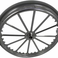 Fusion – Custom Billet Aluminum Wheelchair Wheel
