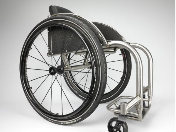 Everyday wheelchair by Hands On Concepts