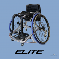 Elite Basketball Wheelchair from RGK Wheelchairs